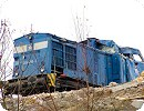 [Press 204 006 nach dem Unfall]